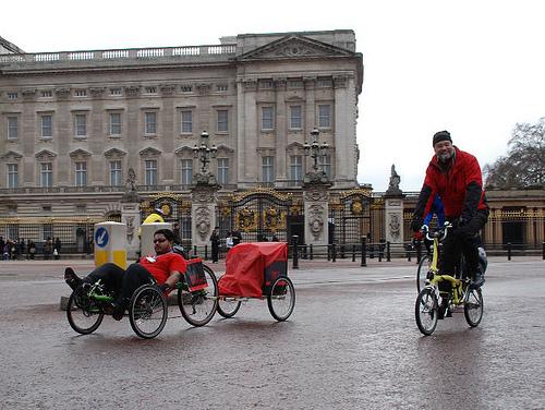 Dirty Sanchez Buckingham Palace